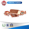spring metal solid copper stong bettery clamp crocodile clip