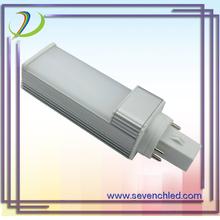 ac85-265v 6w 120degree led pl light led g24 q3
