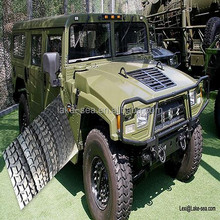military tires/ mpv tires/ H1 tires 37x12.5R16.5 small truck tires black truck rims and tires