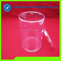 Plastic Small Clear Cookies Tube