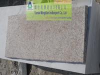 Natural stone yellow sandy gold granite