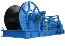 NUCLEON New CE ISO Certificated Wirerope Electric Double Drum Winch Price