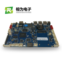 RW318A 3G quad core network 3G/4G advertising digital signage HD motherboard