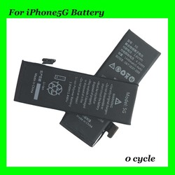 In stock high quality phone battery factory replacement Original battery for iPhone 5 battery