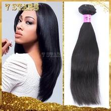 wholesale indian virgin hair weave, unprocessed striaght 3 bundles hair weave