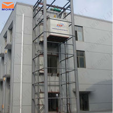 Hydraulic operated cage lift made in China