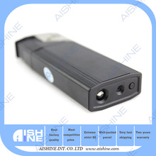 Cigarette Lighter S py Camera Mini Camcorder 1920*1080 U Disk Support Micro SD/TF Card