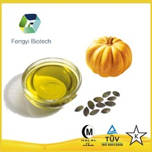 100%Natural Pure Cold Pressing Pumpkin Seed Oil Prostate Benefits