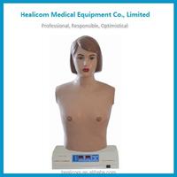 H-XF Digital Remote Controlled Cardiopulmonary Auscultation Manikin
