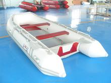 Rigid Fiberglass RIB Boat used rigid inflatable boats rubber boat price for sale