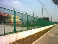 Curvy Nylofor 3D Wire Mesh Fence