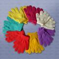 Ningbo venta caliente nuevo diseño hermosos guantes de punto