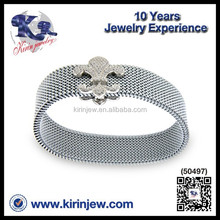 Wholesale 925 sterling silver jewelry three-dimensional women sexy bangle