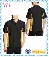 wholesale embroidery logo blank casual mens polo shirt