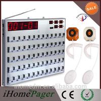 Hospital wireless nurse call light alarm systems