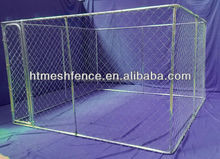 larger breeds New Zealand hot dipped galvanzied chain link dog enclosures for sale