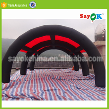 cheap used inflatable advertising finish line arch for sale