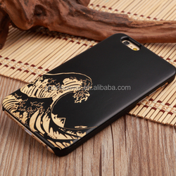 Solid Wood Mobile Cover , Customised Wood Phone Case sublimation phone case for iphone 5