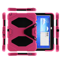 More fashional hot selling dustproof 8 inch silicone tablet case for Samsung p5200