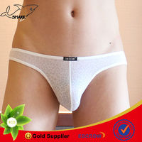 Fashion knitting Nude man underwear male hot sex pictures sexy wet thongs visible g-string