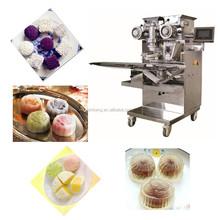 snow skin mooncake making machine