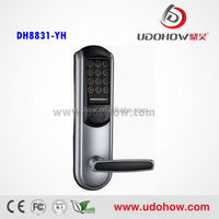 2014 high security high quality samsung digital door lock manufacture(DH-8331YH)