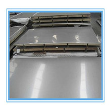 Tisco 5mm mirror finished stainless steel sheet