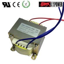 Power Usage 240V to 24V EI Transformer