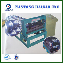 Single Layer CNC Color Steel automatic rolling machine / metal tile roof machine