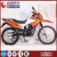 Four-stroke 250cc dirt bike for sale(ZF200GY-2)