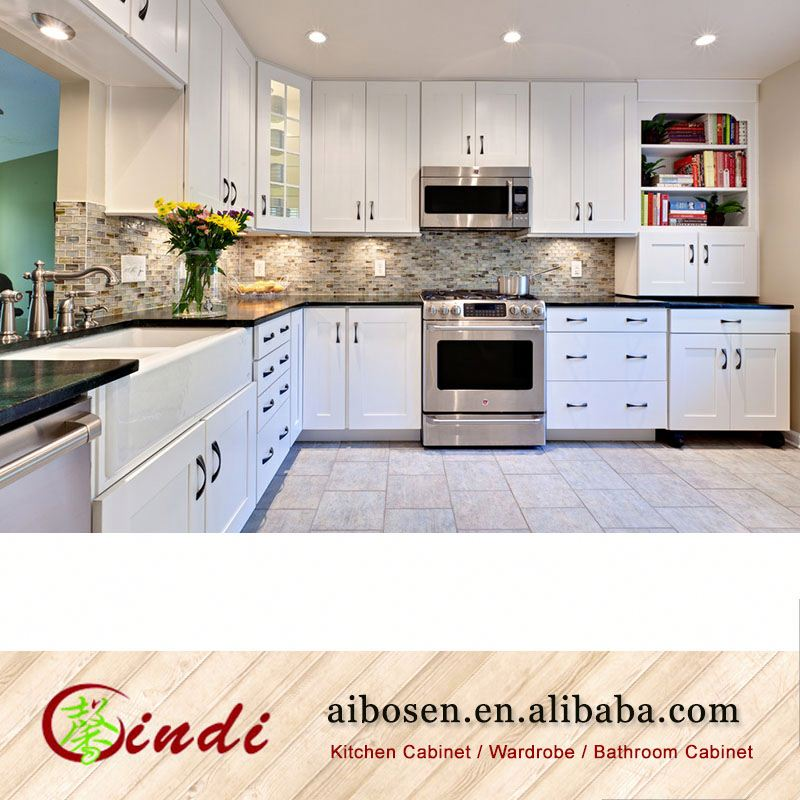 American style rta maple solid wood kitchen cabinet made for American made kitchen cabinets