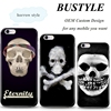 2015 Brand BUSTYLE Horrow Style OEM Custom Design Mobile Phone Accessory Case Cover in Alibaba