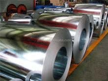 GI Coils (thickness 0.12-5.0mm, zinc 30-350G/M2)