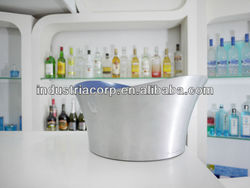 Alloy Ice Cooler,Aluminum Ice Bucket Cooler ,Wine Cooler With Different Size