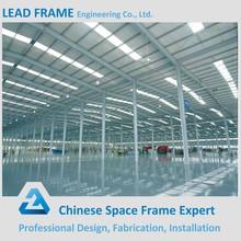 estructura para techos de metal de costos de construcción de almacenes