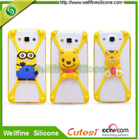 2015 Most hot silicone phone case for any size