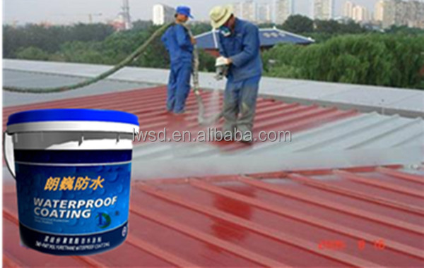 two-part PU waterproof coating 1_