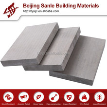 Exterior cement board( flat cement siding panel)