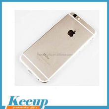 Hot sell OEM Designer Ultra Thin TPU Mobile Phone Cover and stone case for Iphone 6