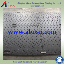 HDPE Plastic access ground cover,oil drilling mats