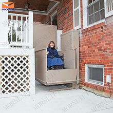 6m commercial wheel chair lift for handicapped