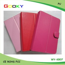8 inch tablet pc leather case