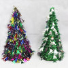 Artificial acrylic christmas tree outdoor plastic christmas tree ceramic christmas tree