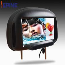 cheap bus tablet pc replacement headrest for bus entertainment