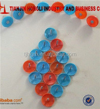 Professional manufacturer sell round plastic cap nail