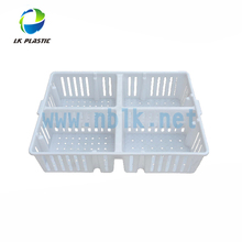 Plastic Heavy-duty Animal Turnover Crate/Box/Cage for Chicken