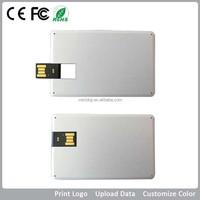 1gb 2gb 4gb 8gb 16gb usb business card, business card usb flash drive,usb card memory stick