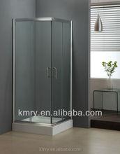 Sliding Corner Entry Ikea Shower Cabin Shower room(KT6003)
