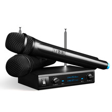 pll true-diversity wireless handheld microphone system 3 way line array system cool wireless microphone headsets