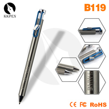 Shibell camera pen brass ball pens promotion scroll pen